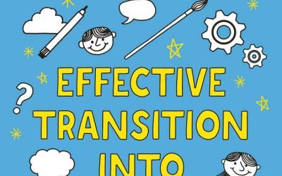 Alistair Bryce-Clegg 'Effective Transition Into Year One.'