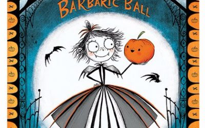 Amelia Fang and the Barbaric Ball by @Lillustrator