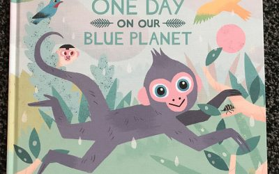 One Day on our Blue Planet…in the Rainforest by @Ellastration