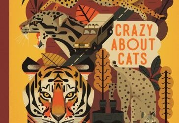 Crazy About Cats by @owendaveydraws