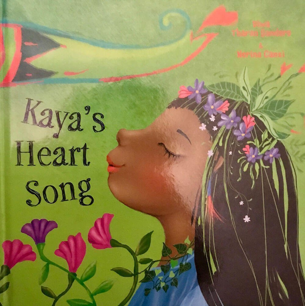 Kaya's heart song blog tour