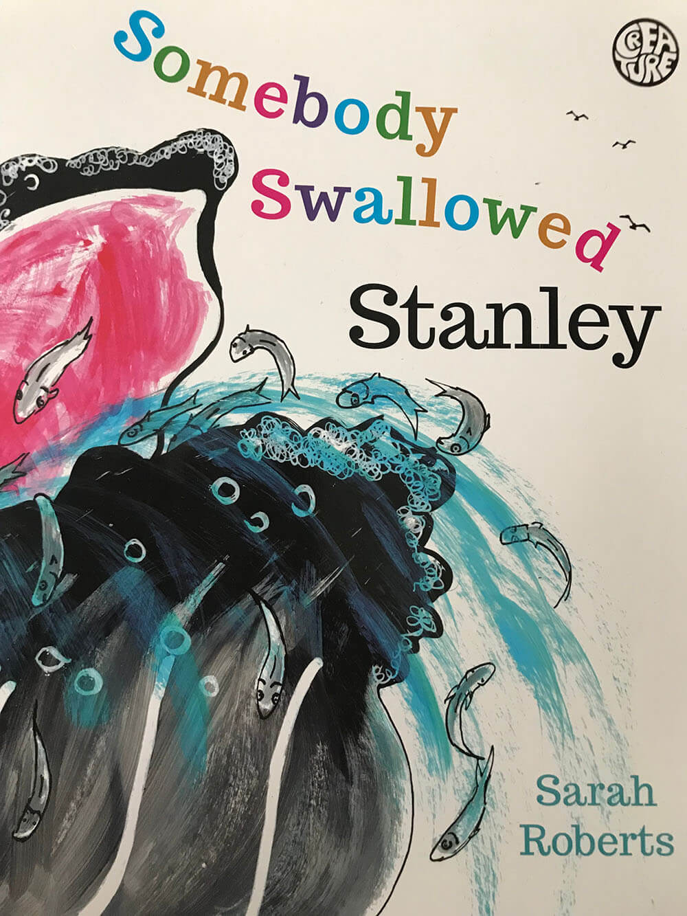 World Book Day - Somebody Swallowed Stanley