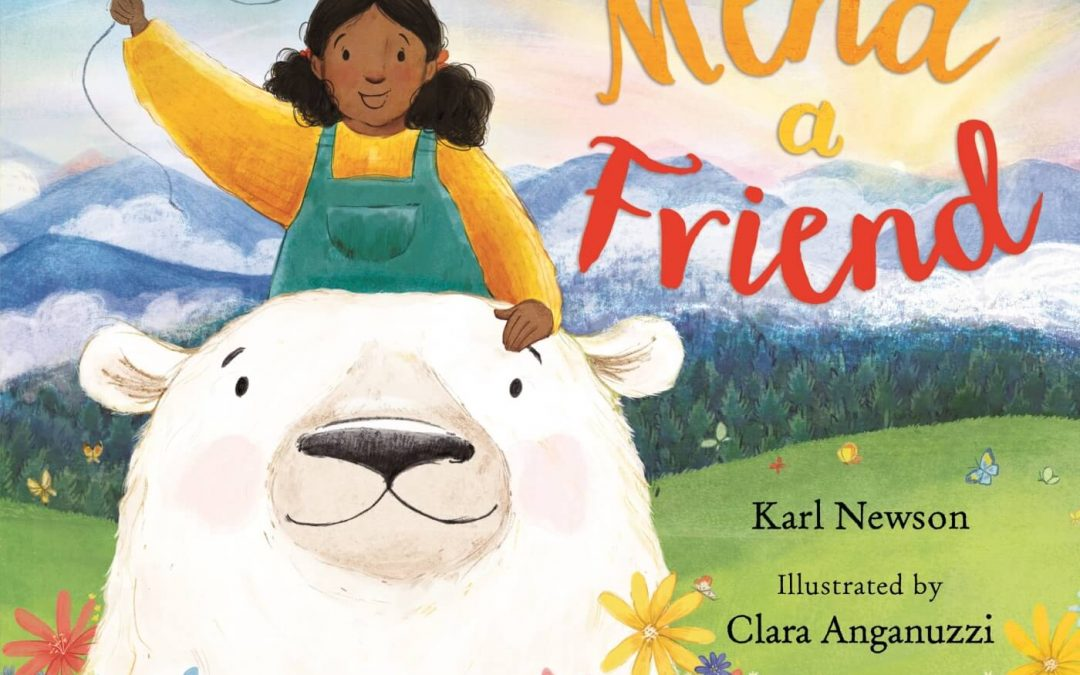 Why teaching empathy at a young age is important and how picture books can help – an #EmpathyDay post by author @Karlwheel